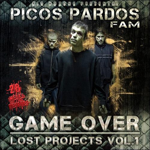 Picos-Pardos-Game-Over-Vol.1